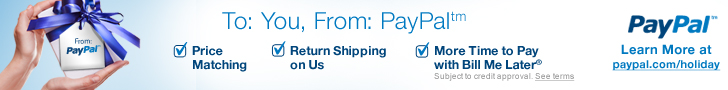 paypal holiday special