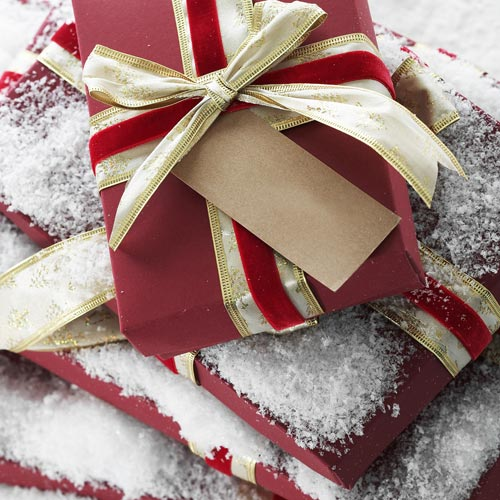 Presentation and planning are crucial for shipping Holiday purchases
