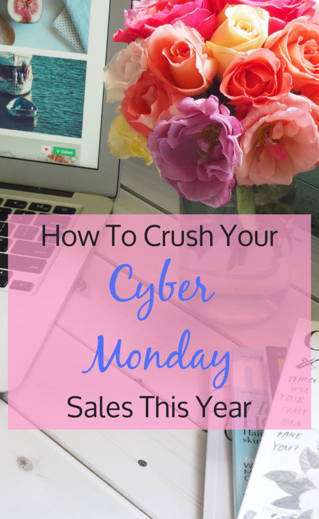 How to crush your Cyber monday Sales this year. Cyber monday is the biggest sales day of the year for E-commerce and you need to make sure your store is ready and your marketing is attracting all the right people.