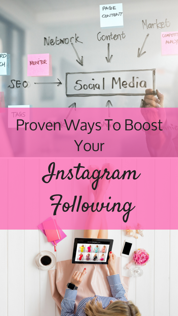 Proven Ways to Boost Your Instagram Following. Grow your audience, get higher engagement and increase the sales of your eCommerce business all through effective use of Instagram