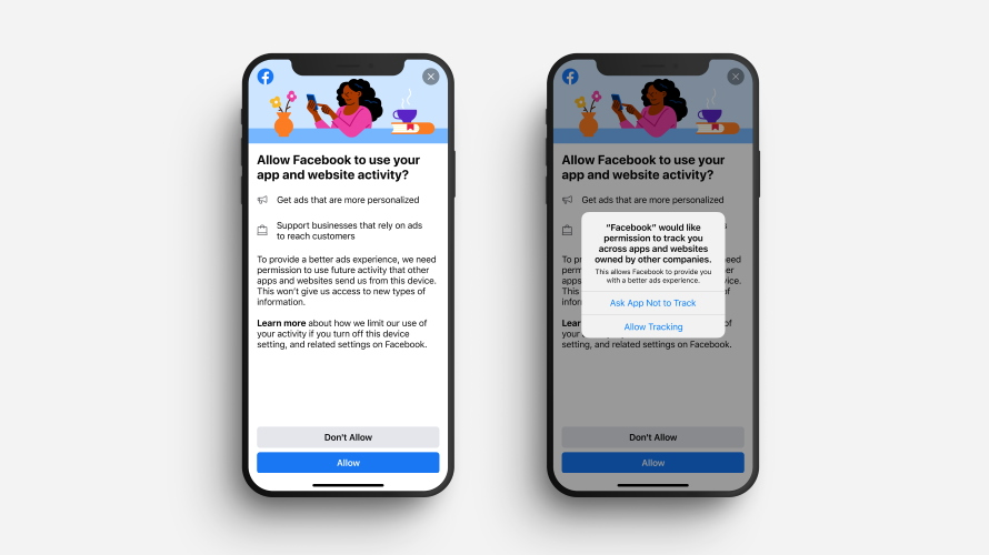ecommerce and Facebook ads with iOS14